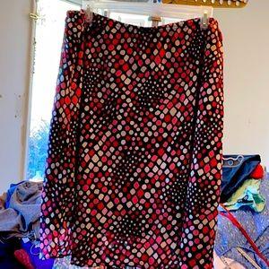 Flirty little skirt size 26/28
